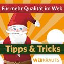 Webkrauts Adventskalender